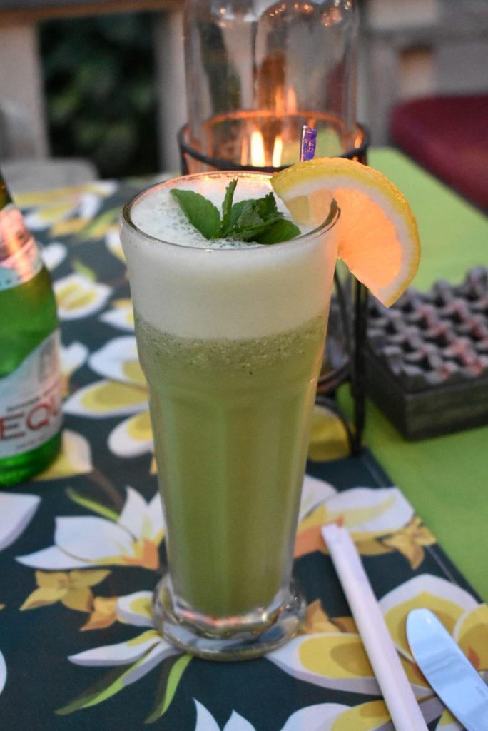 バリ島で飲んだスムージー