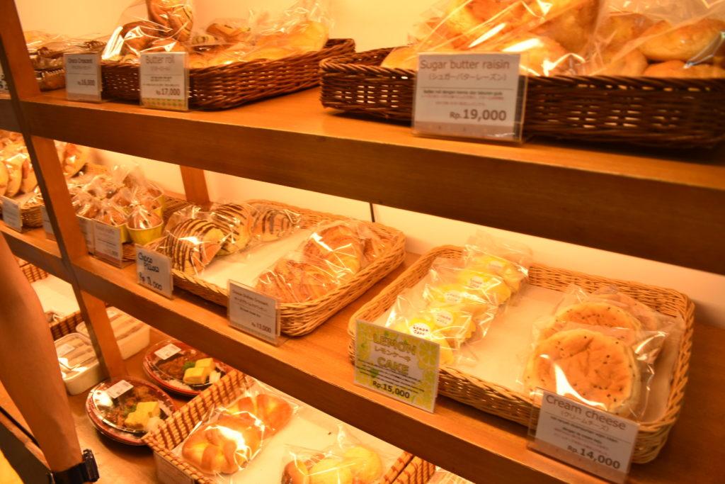 ラ・モエット ジャカルタ市場販売スペース