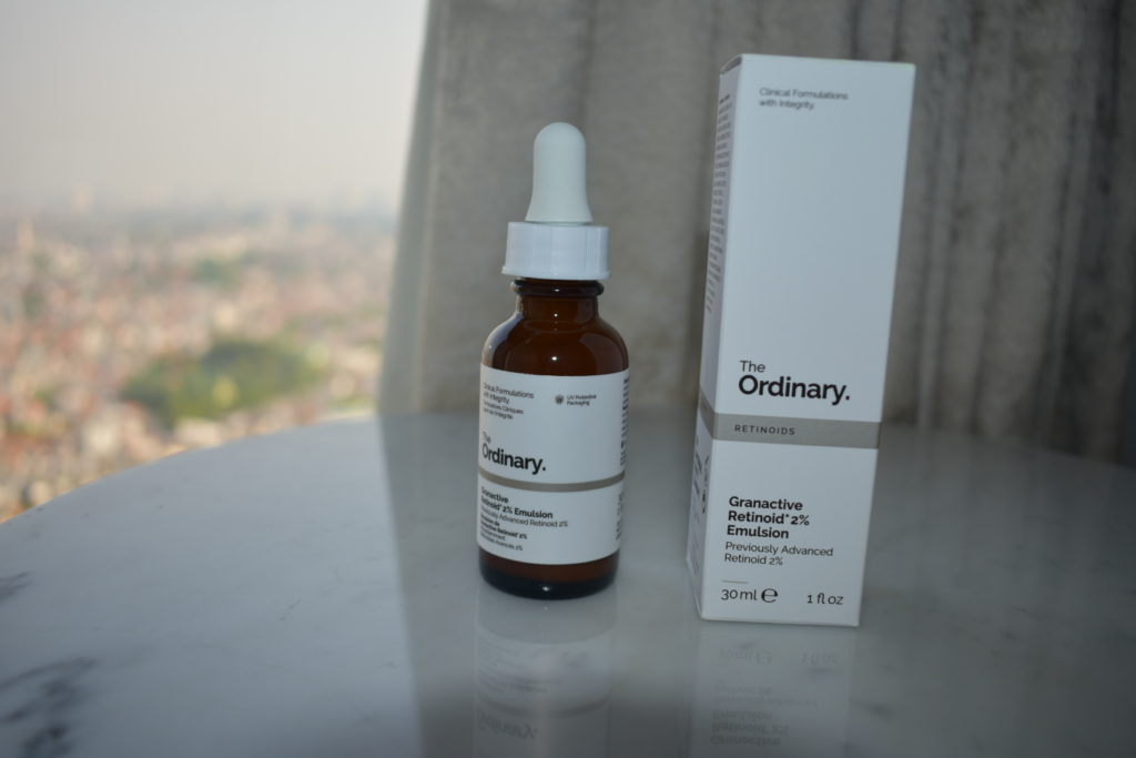 Granactive Retinoid 2% Emulsionの液体