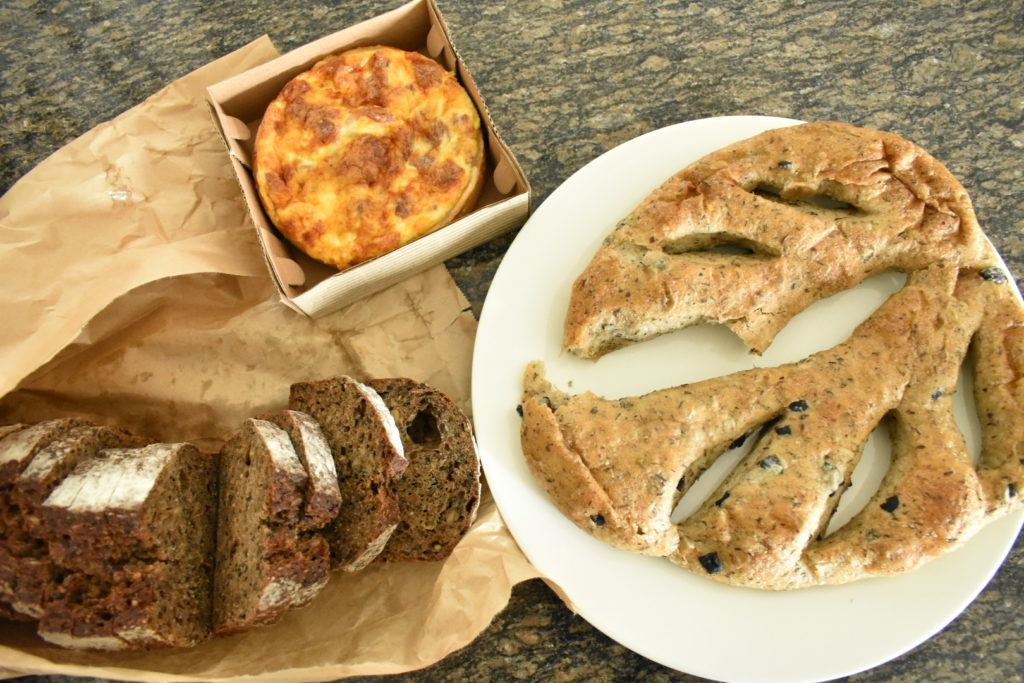Levant Boulangeriのパン