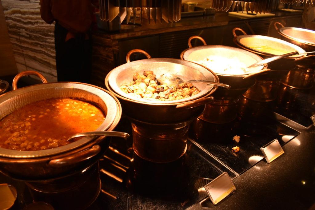ウエスティンホテル 朝食ブッフェ
