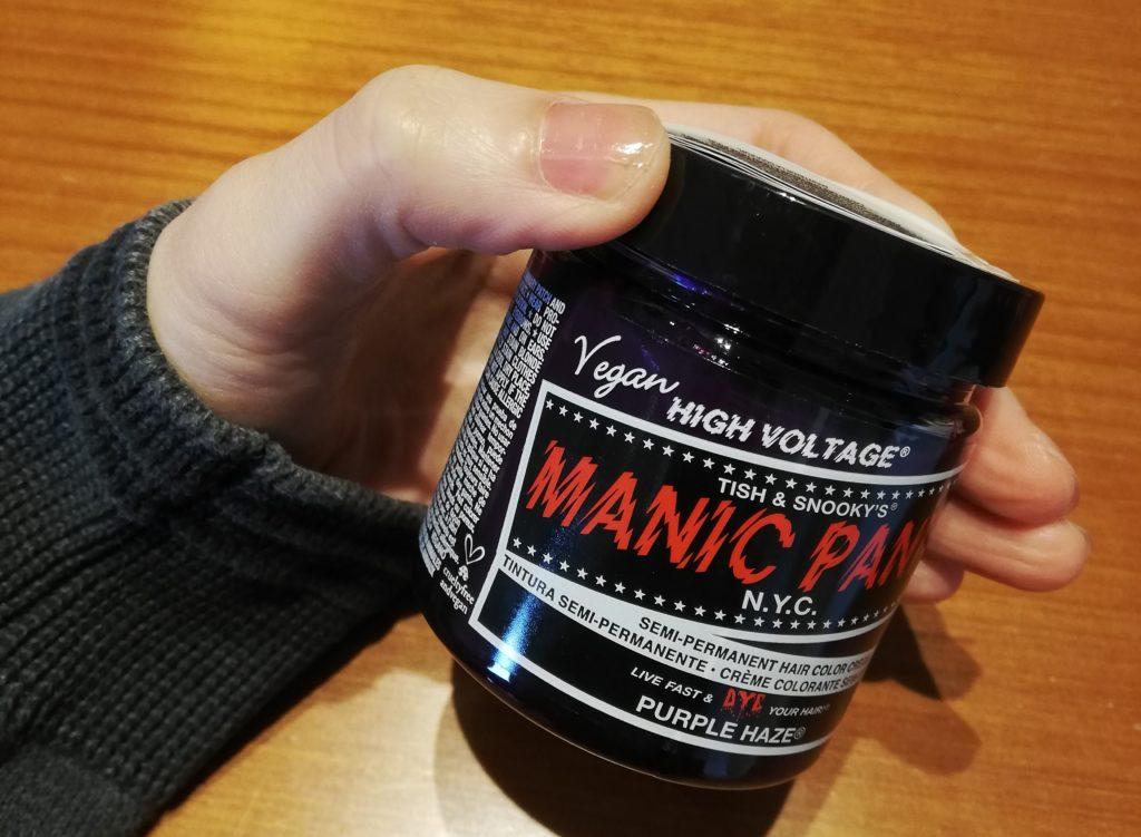 manic panic マニパ二 パープルヘイズ