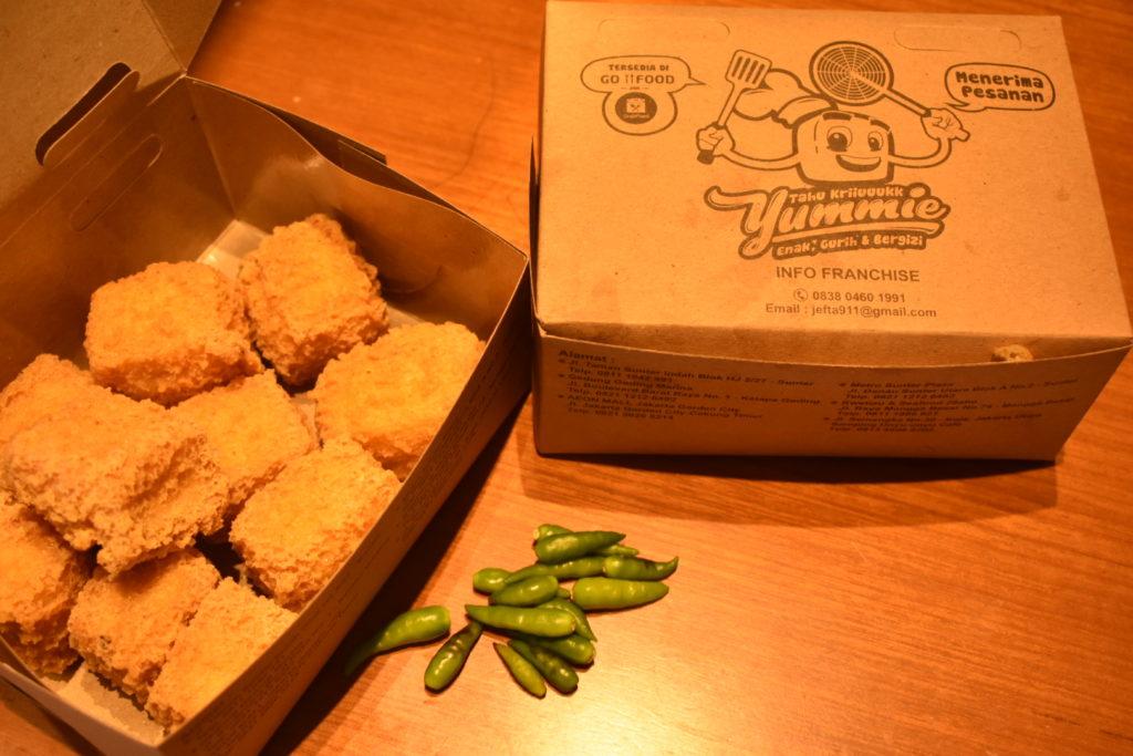 インドネシアAEON お惣菜売り場