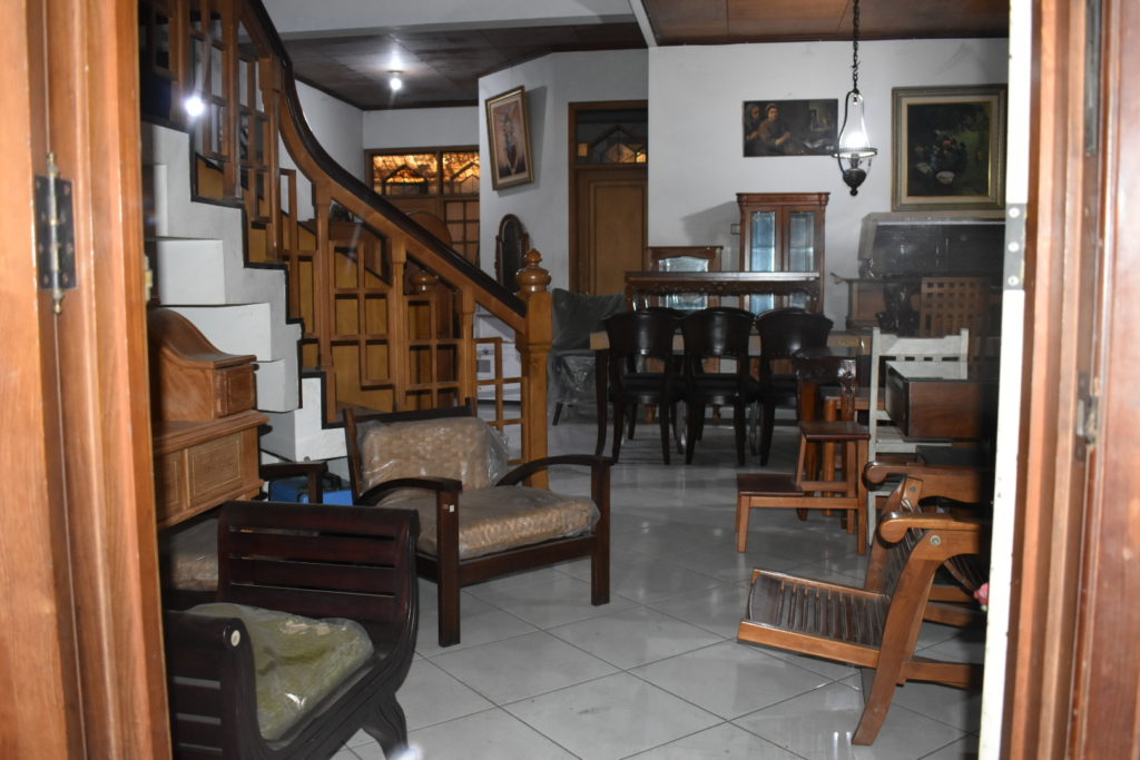 Topandior(トッパンディオール)でマホガニーの家具をオーダーメイド