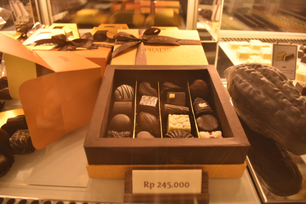 Monggoチョコレート